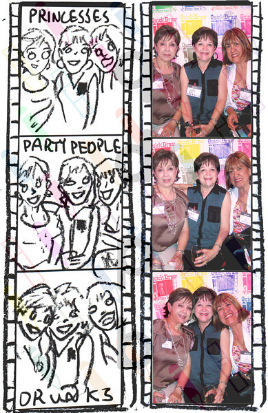 """<a href= """" http://quickdrawphotobooth.smugmug.com/Other/theknot/29235390_XrBrnp#!i=2504147380&k=qHvbFQM&lb=1&s=A"""" target=""""_blank""""> CLICK HERE TO BUY PRINTS</a><p> Then click on shopping cart at top of page."""