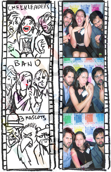 """<a href= """" http://quickdrawphotobooth.smugmug.com/Other/theknot/29235390_XrBrnp#!i=2504156335&k=bqKZB2r&lb=1&s=A"""" target=""""_blank""""> CLICK HERE TO BUY PRINTS</a><p> Then click on shopping cart at top of page."""