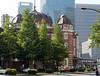 Tokyo Station, built 1908-1914