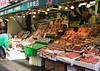 Fish stall, Ueno