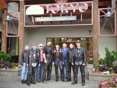 Tokyos Dinner Ride