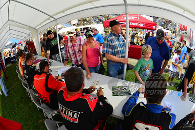 Driver Autograph Session @ Tri-City Speedway