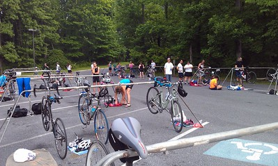 Transition area at 6:42 a.m.