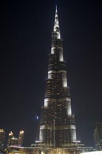 Burj Khalifa, Duabi, UAE