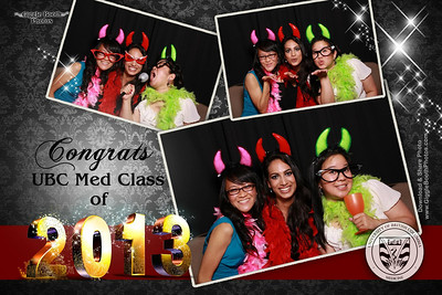 UBC Medical School, Class of 2013 Graduation Banquet