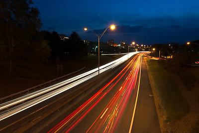 Urban Night Photography