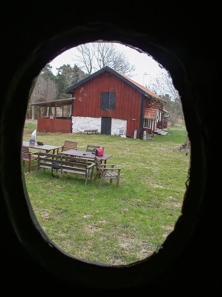 Från insidan av Anne.