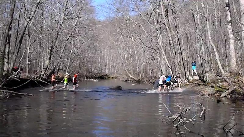 VIDEOS - David Gordon at First Water Crossing