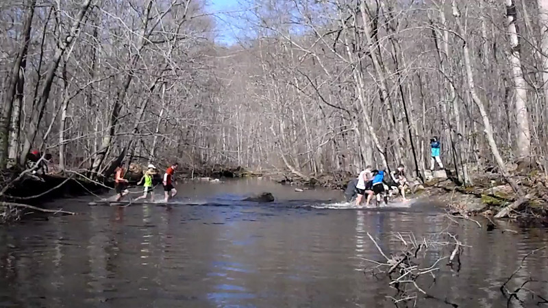 VIDEOS - David Gordon at First Water Crossing