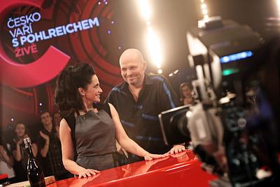 2013-11-09 Vareni s Pohlreichem - Lucie Bila