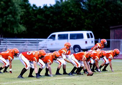 Varsity Football vs Horizon