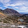Frog Lakes and Dunderberg Peak
