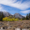 Fall reaches the high Sierra