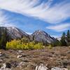 Fall reaches the high Sierra