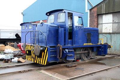 Andrew Barcley 4wDH RRM18/499 Operational.