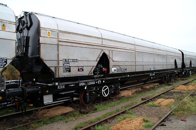 New Biomass Wagon 83700698016-8 completed in the yard.