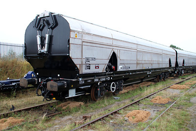 New Biomass Wagon 83700698018-4 completed in the yard.