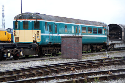 MK2 DBSO 9713 at Derby RTC.