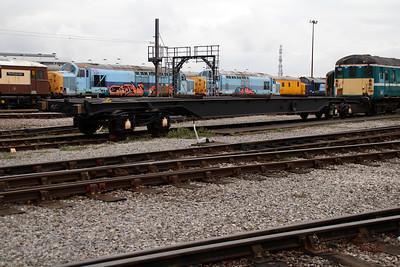 UID Perch wagon at Derby RTC.