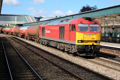 60063 0928/6B13 Roberston-Westerleigh passing through Newport.
