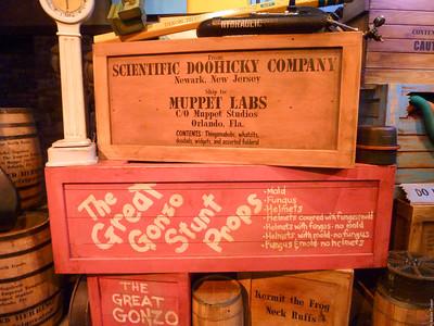 Muppet Supplies