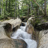 At the Basin<br /> Franconia Notch State Park<br /> HDR