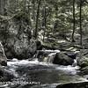 Purgatory Brook falls (mid river), Milford NH<br /> <br /> HDR