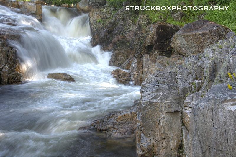 Rocky Gorge<br /> Kancamagus Highway