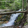 Stair Falls, Falling Waters Trail. <br /> Franconia Notch State Park, Lincoln NH<br /> HDR