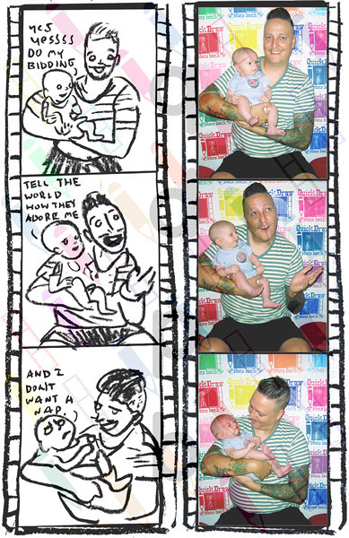 """<a href= """"http://quickdrawphotobooth.smugmug.com/Other/web/30632549_Mwkgm4#!i=2677819872&k=d2ckrKv&lb=1&s=A"""" target=""""_blank""""> CLICK HERE TO BUY PRINTS</a><p> Then click on shopping cart at top of page."""
