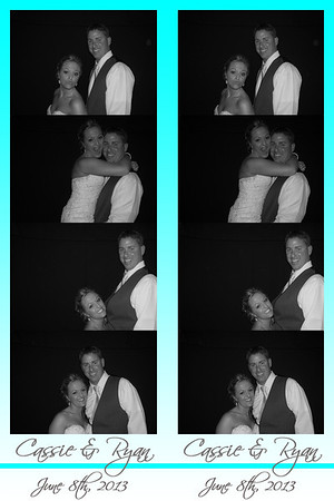 Cassie and Ryan June 8, 2013