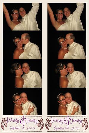 Wendy and Jeremy September 14, 2013