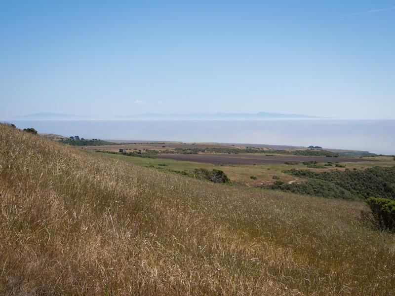 South toward Monterey