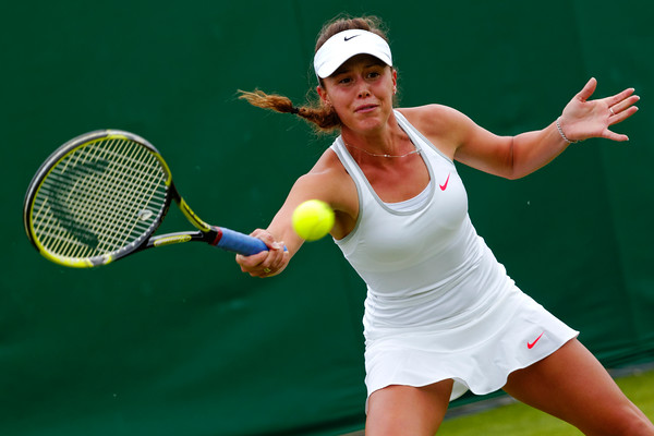 113. Michelle Larcher de Brito - Wimbledon 2013_113