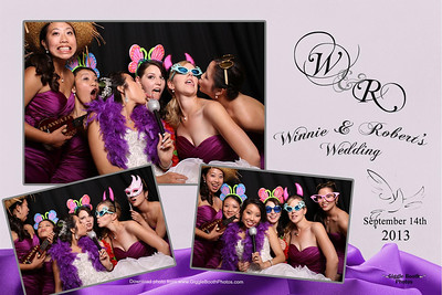 Winnie & Robert Wedding