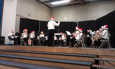 Winter Band and Choir Concert