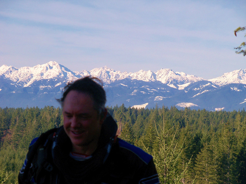 Oylmpic Mts & Craig