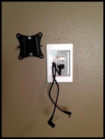 Bathroom Television