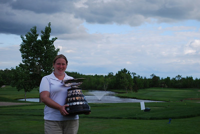 Mindy Lichtman, St. Boniface Golf Club City & District Champion