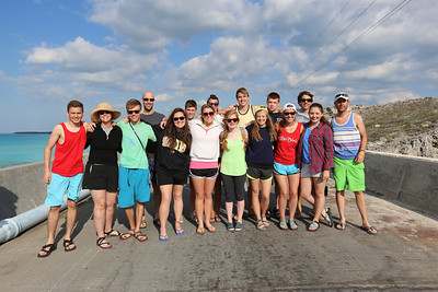 Youth Bahamas Mission Trip