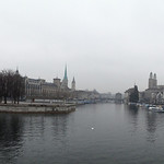 Zurich from the same location