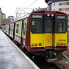 314206 at Paisley Canal about to work the 14:35 to Glasgow Central 22/02/13