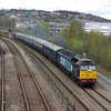 47802 brings the train back into Swansea on the final part of 13:51 Landore Loop West Jn - Swansea 27/04/13