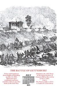 July, 2013, Thomas Jefferson Press