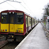 314206 at Paisley Canal working the 14:35 to Glasgow Central 22/02/13
