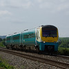 175101 working the 09:21 Cardiff Central - Holyhead at Leominster 21/06/13