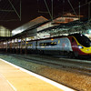 390001 at Crewe working the 19:48 Liverpool Lime St - London Euston 22/02/13