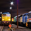 "56006 at the  <a href=""http://www.wnxx.com"">http://www.wnxx.com</a> night photoshoot at Barrow Hill Roundhouse 01/02/13"