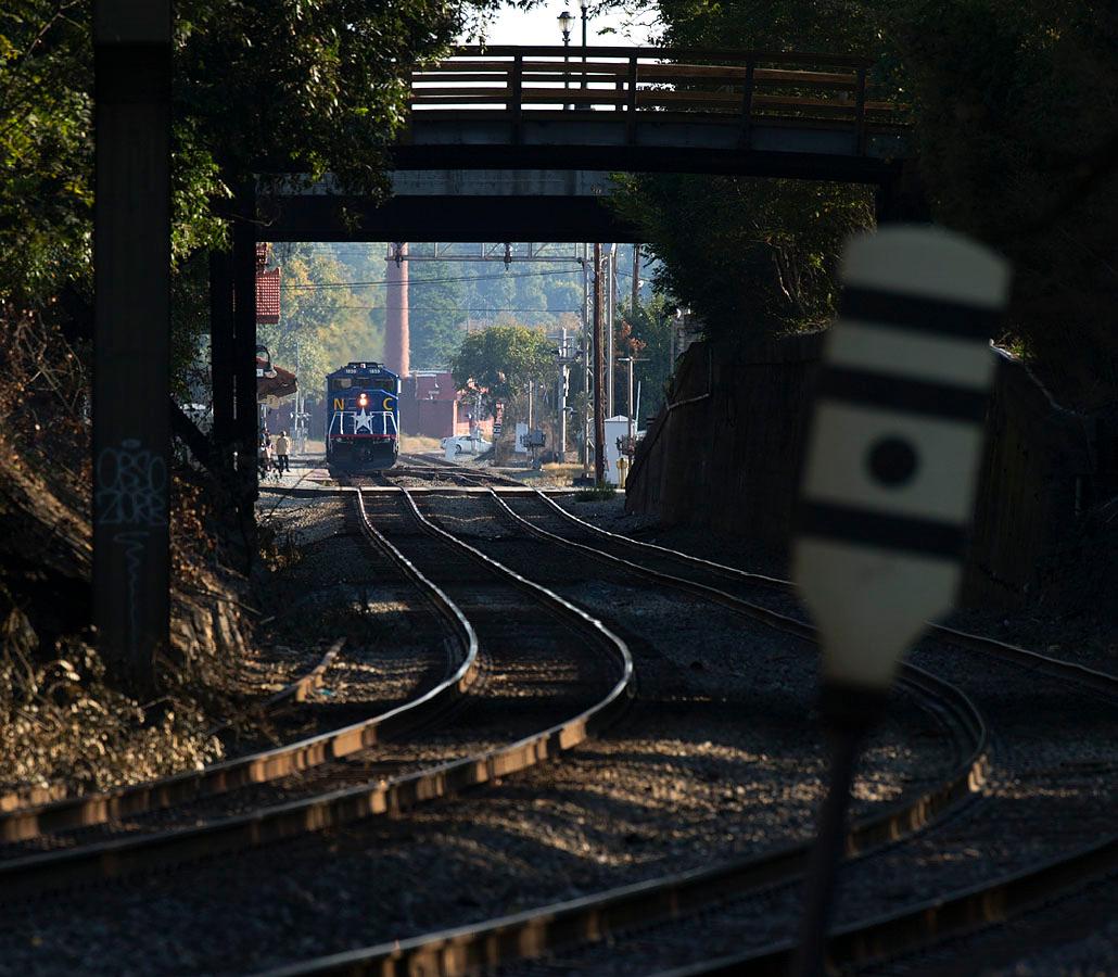 Amtrak train 73 Salisbury,NC