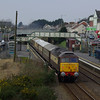 47832 brings up the rearof the Northern Belle 09:56 Cardiff Central - Fishguard Harbour passing through Pembrey & Burry Port 02/03/13